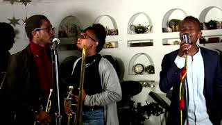 African Muse Band Performing Live @Dagoz Soul Kitchen