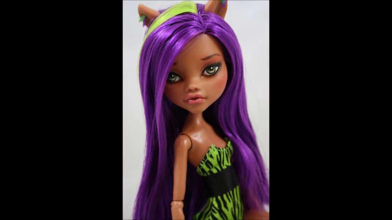 Монстер хай самая красивая кукла в мире фото