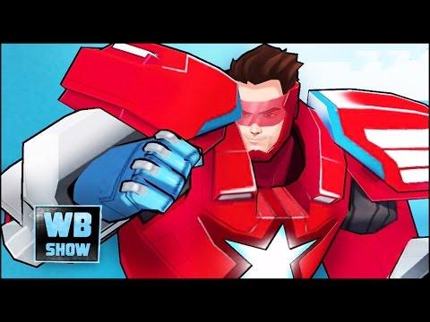 Marvel: Avengers Academy - Capbuster! Hulkbuster! - 동영상