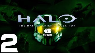 [Applebread] Halo: Master Chief Collection - Baby Game Reach #2 (Full Stream)