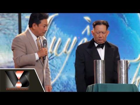 Ảo Thuật Mạc Can - Mc Việt Thảo -   Show Huyền Thoại 3    Vân Sơn 45