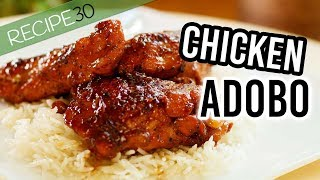 Video Chicken adobo Filipino style made in one pot download MP3, 3GP, MP4, WEBM, AVI, FLV Agustus 2018