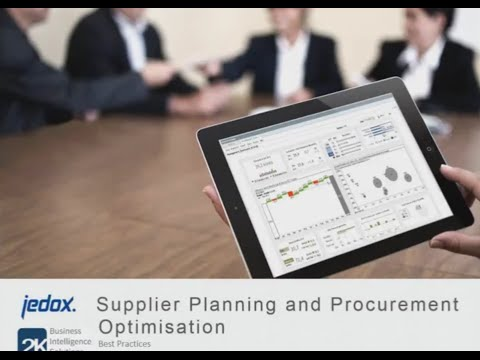 Supplier Planning an Procurement Optimisation
