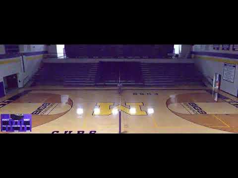 Monett High School vs. Aurora High School Varsity Womens' Volleyball