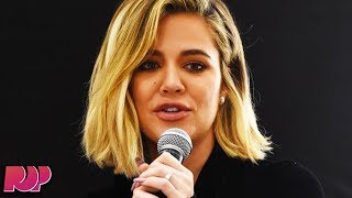 Khloe Kardashian Opens Up About Having Sex While Pregnant