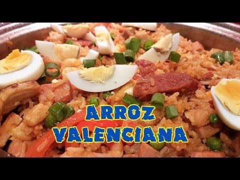 Arroz Valenciana - Pinoy style