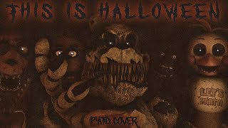 [SFM/Fnaf] Halloween Special: This is Halloween (P!ATD Cover)
