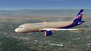Aerofly fs 2 - Airbus A320 - KATL/SALC