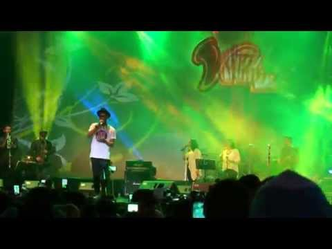 Afgan - Medley Wajahmu Mengalihkan Duniaku, Dia Dia Dia Live at Jazz Traffic Festival 2014 Surabaya
