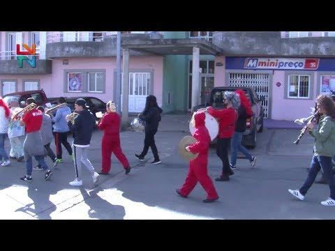 Carnaval em Alfândega da Fé