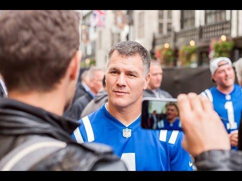 NFL in London: Colts Kicker Adam Vinatieri back in Europe