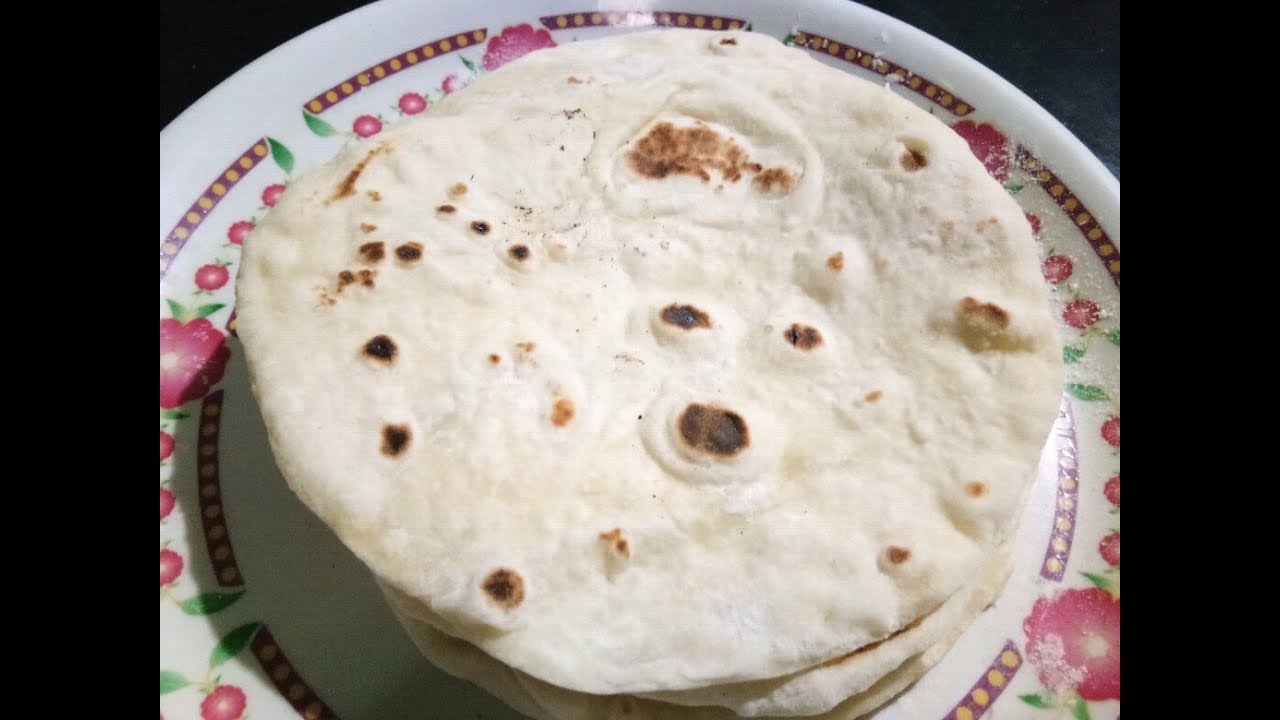 Pita Bread Recipe In Malayalam(Shawarma Rotti)