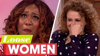 Nadia Would Fail Quite Badly at Being a Professional Crier at Funerals | Loose Women