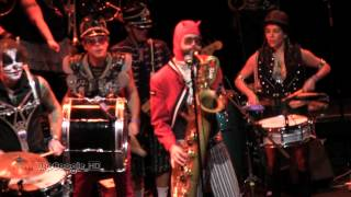 MARCHFOURTH MARCHING BAND - Dynomite - live @ The Gothic