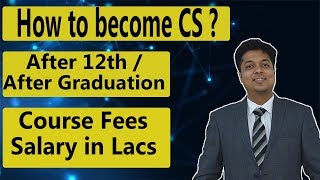 CS Course | Company Secretary Course | CS Course details