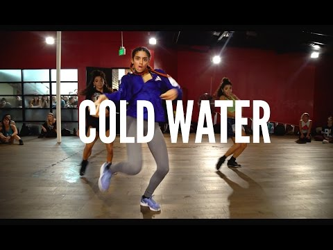 COLD WATER - Major Lazer Ft Justin Bieber  Kyle Hanagami Choreography