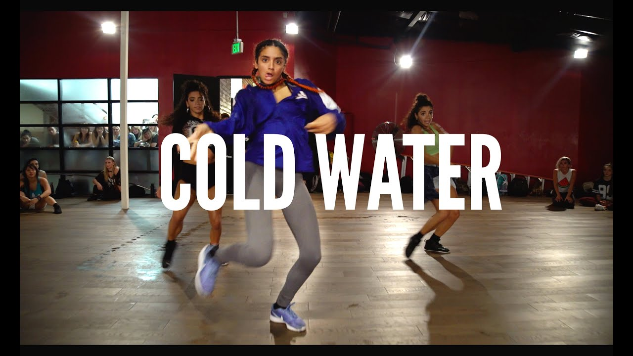 COLD WATER - Major Lazer Ft. Justin Bieber | Kyle Hanagami Choreography
