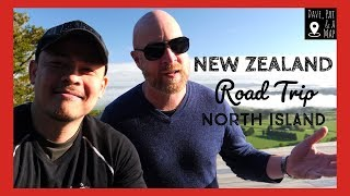 New Zealand's North Island - from Whangarei  to Wellington