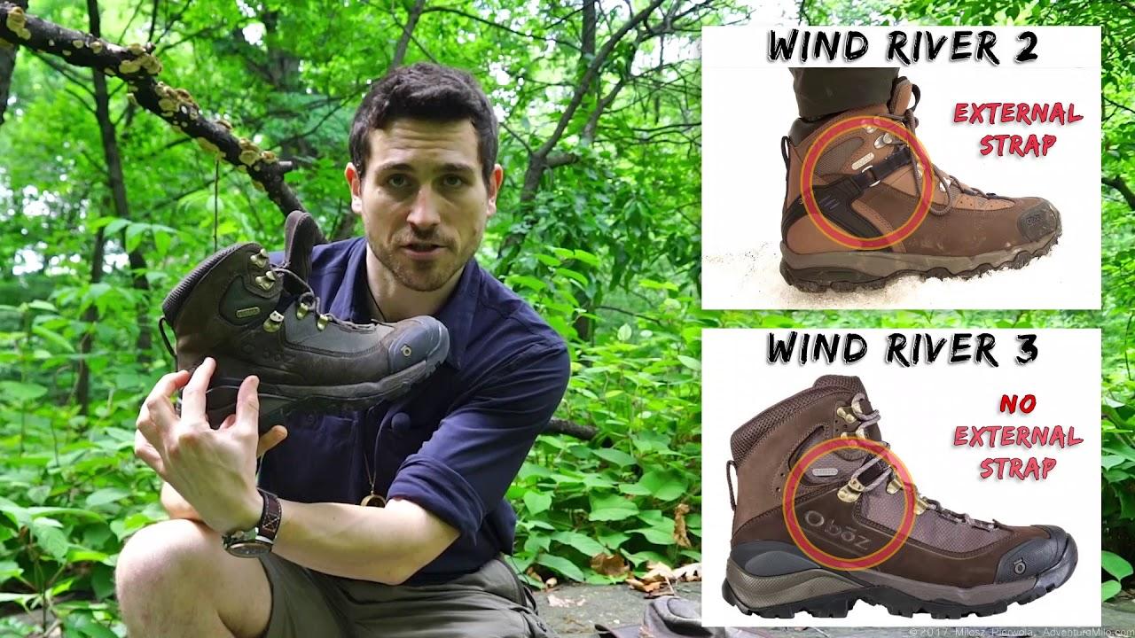 Oboz | Gear Review: Oboz Wind River III