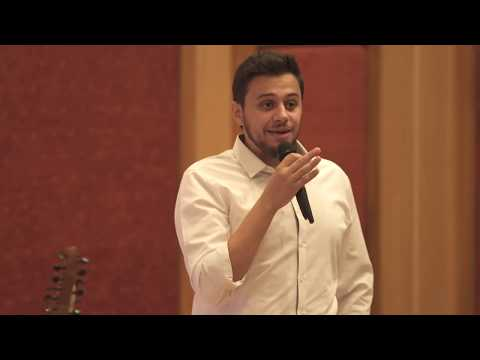 TEDx Talks: الموسيقى هي ترجمان العاطفه   Yousef Ghaith   TEDxUniversityofJordan