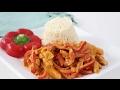 Bestes Paprika Sahne Hähnchen Rezept der Welt Kochen mit Melodie