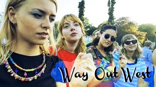 Follow me around: WAY OUT WEST