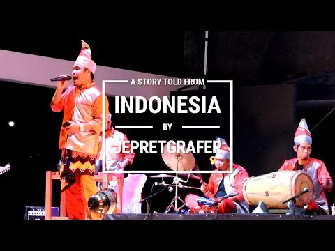 Paris Barantai, Banjar Folk Song by Musik Panting Agung, Sanggar Air Amuntai, Hulu Sungai Utara