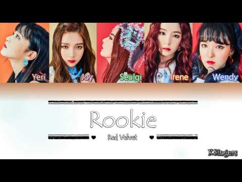 Red Velvet - Rookie | Sub (Han - Rom - Español) Color Coded Letra