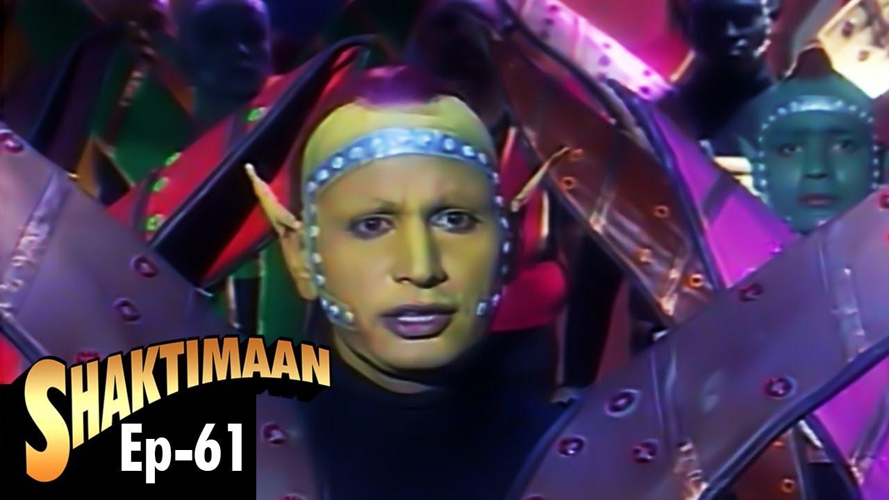 Download Shaktimaan (शक्तिमान) - Full Episode 61   Kids Hindi Tv Series
