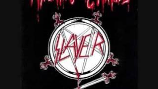 Slayer - Chemical Warfare With Lyrics