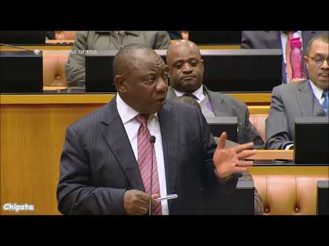 Cyril on adhoc committee for State Capture