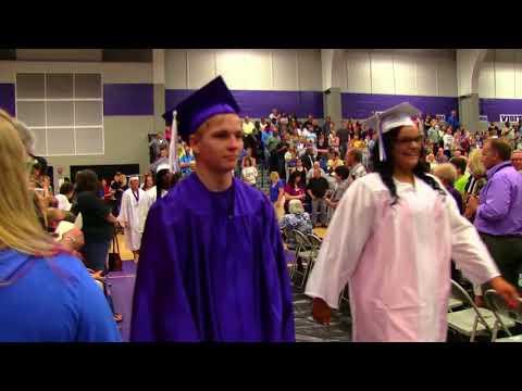 Keokuk High School 2013 Graduation