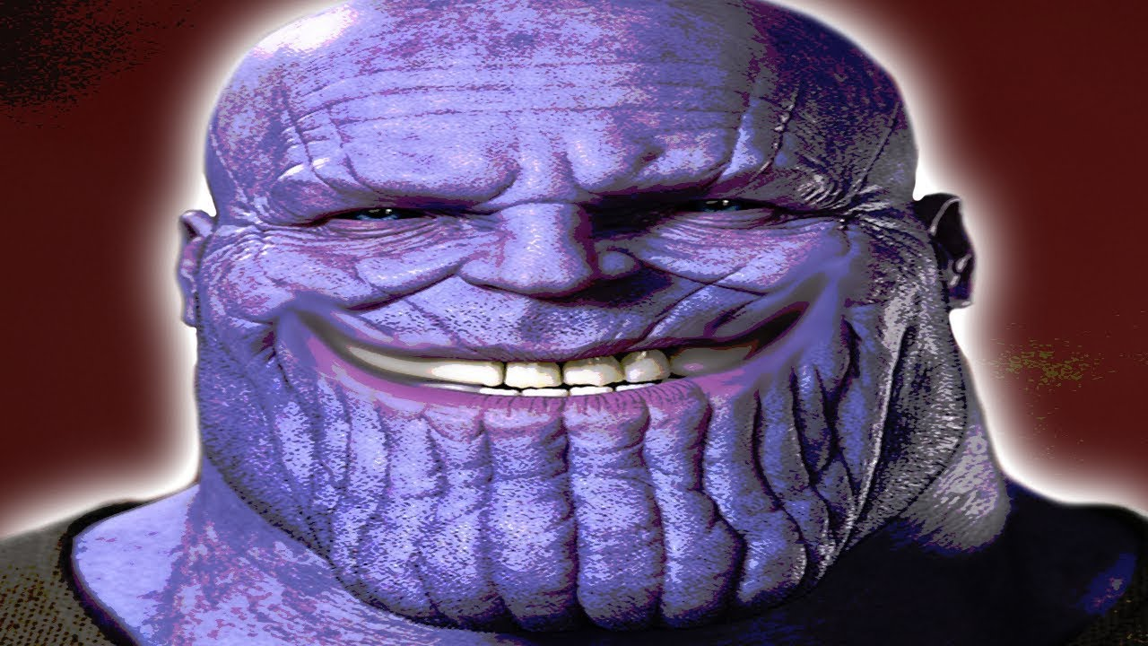 Image result for thicc thanos