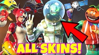 How To Get All New Skins,Gliders,Pickaxe In Fortnite Battle Royale