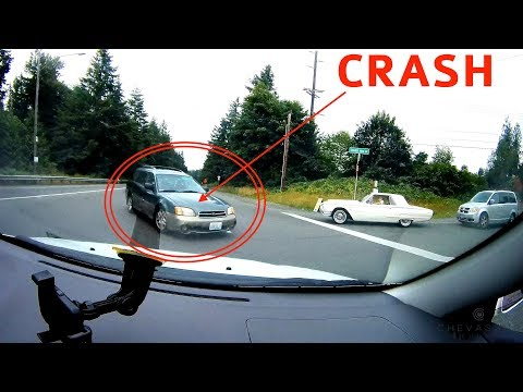 ★★★★★ REAL Dash Cam Accident: Z-Edge Z3 Dash Cam, 1440P Quad HD Car Dashboard Camera - Review