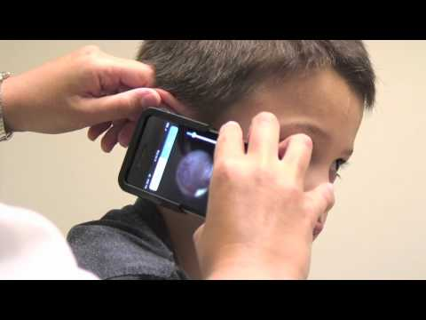 Remotoscope: Checking for Ear Infections From Home