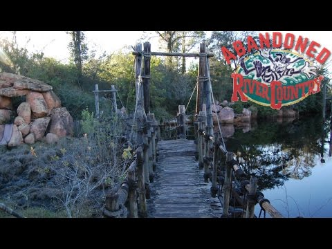 Inside Disney's River Country