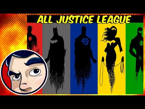 Every Justice League Member Ever.... Kinda