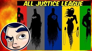 Every Justice League Member Ever.... Kinda