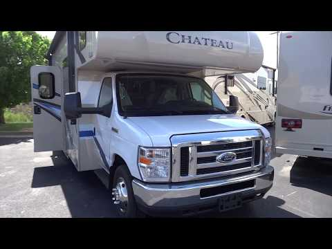 2019 31W CHATEAU CLASS C BY THOR