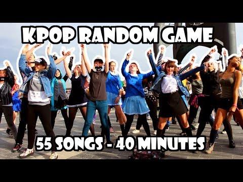 Kpop Random Dance Game! | 55 songs - 40 minutes【Xina+Jojo @MCMLDN】