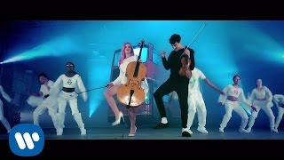 Clean Bandit - Stronger [Official Video](Directed by Clean Bandit Download on iTunes now: http://smarturl.it/cleanbandit.stronger Listen on Spotify: http://smarturl.it/Stronger.Spotify Here's the official ..., 2015-03-11T14:00:36.000Z)