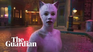 Watch the Cats movie trailer