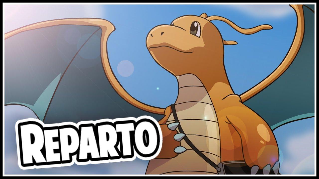 Reparto Pokémon Xy Rωzα Dragonite Competitivo