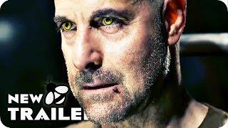 Patient Zero Trailer (2018)  Natalie Dormer, Stanley Tucci Action Movie