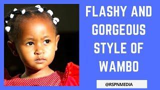 LADASHA BELLE MURAYA WAMBO  ★ DJ MO AND SIZE 8'S DAUGHTER ★ FLASHY AND GORGEOUS STYLE ★  2018