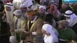 Concluding Jalsa Salana UK 2009! Arab Love Towards Their Khalifa