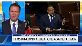 Minnesota AG Candidate: 'Terrible Double-Standard' Surrounds Accusations Against Keith Ellison