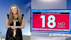 Ziehung der Lottozahlen vom 23.12.2017