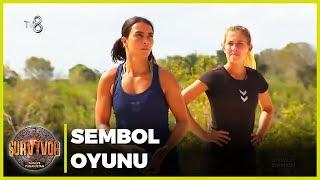 44. Bölüm Kadınlar Sembol Oyunu   Survivor